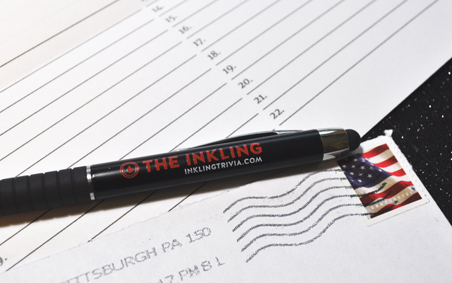 INKLING #3 - NOVEMBER 2017